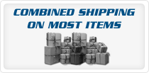 Combined Shipping on most items