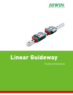 View/Download Linear Guidway Technical Information