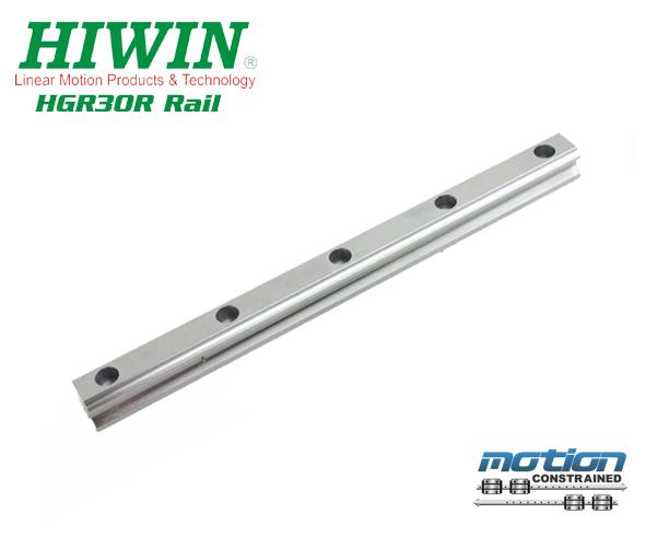 New Hiwin HGR20R Linear Guideway Rail HGR20 Series up to 4000mm Long