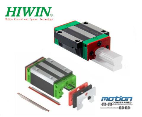 Hiwin HG Series ZZ Scraper Option Kits Block End Seals