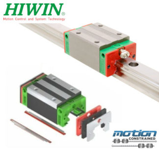Hiwin QHH Guide WIth Scraper Kit