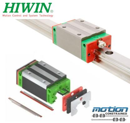 Hiwin QHH Guide WIth Scraper Kit