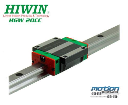HGW20CCH HIWIN Linear Führungsschiene HGR20H